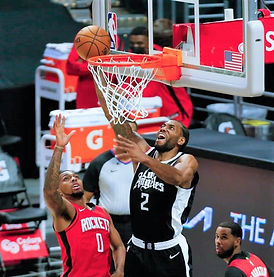 4-9-21 Houston Rockets-Los Angeles Clippers Gallery
