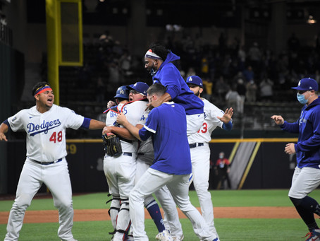 Dodgers Capture World Series Title After 32 Years
