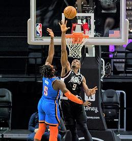 1-24-21 Oklahoma City Thunder-Los Angeles Clippers Gallery