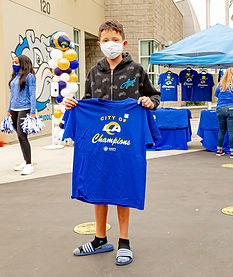 9-10-20 City of Champions-T-Shirt Giveaway Gallery