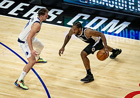 6-6-21 Western Conference Playoffs GM7 Dallas Mavericks-Los Angeles Clippers Gallery