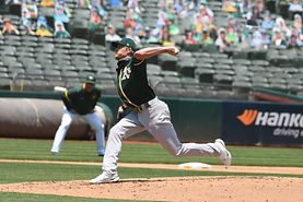 7-19-20 Oakland A's Training Camp Gallery