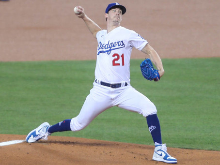 The Dodgers beat the Oakland A's 5-1 to take the Series