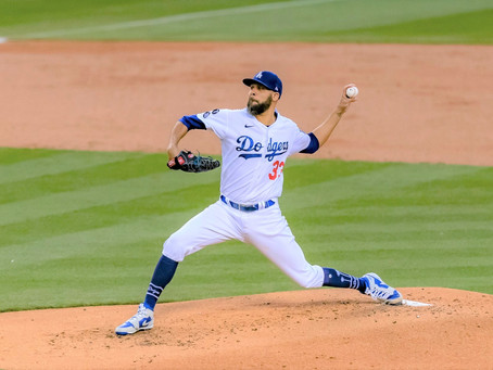 Dodgers Edge The Hated Giants in Dramatic Fashion