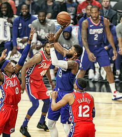 3-1-20 Philadelphia 76ers-Los Angeles Clippers Gallery