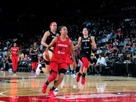 Kristi Toliver Coming Back to L.A.