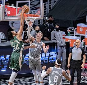 3-29-21 Milwaukee Bucks-Los Angeles Clippers Gallery
