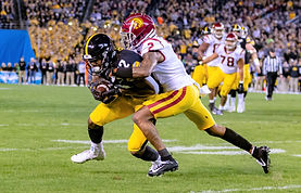 12-17-19 Holiday Bowl USC Trojans-Iowa Hawkeyes Gallery