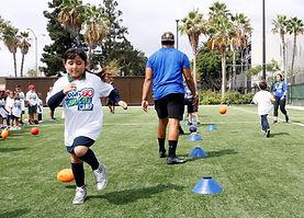 9-10-19 LA Rams NFL Play 60 Camp Gallery