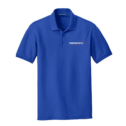 TGSportstv1 Radio Polo Shirt