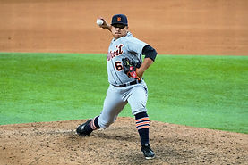 7-5-21 Detroit Tigers-Texas Rangers Gallery