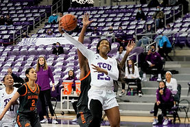 1-6-21 Oklahoma State Cowgirls-TCU Horned Frogs Gallery