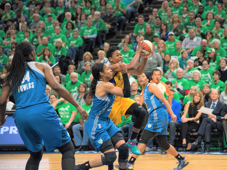 Alana Beard Retires After 14 Season in the WNBA