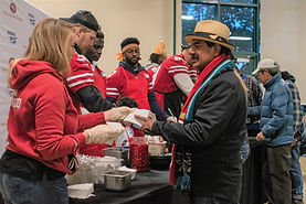 11-26-19 San Francisco 49ers Thanksgiving Gallery