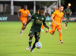 7-18-20 MLS Tournament Portland Timbers-Houston Dynamo Gallery