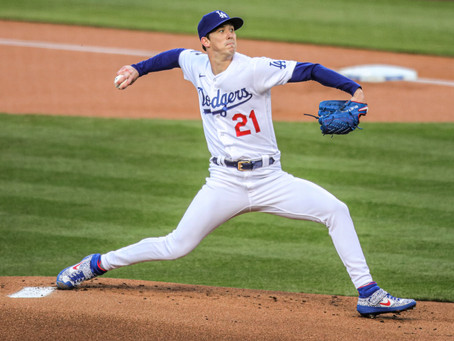 Walker Buehler and Dodgers beat Diamondbacks 3-1