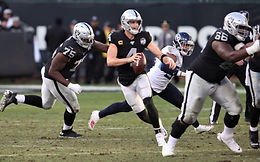 12-8-19 Tennessee Titans-Oakland Raiders Gallery