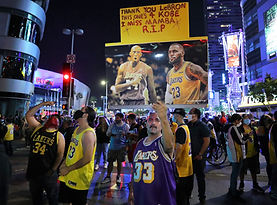 10-11-20 Los Angeles Lakers Championship Celebration Gallery