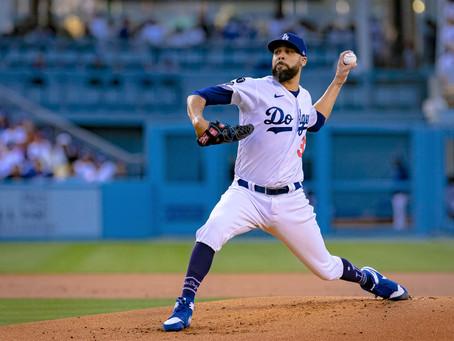Diamondbacks Bite Dodgers 5-2 in Series Opener