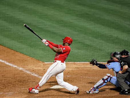 Angels Crush Twins 10-3 on Jackie Robinson Day
