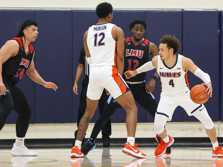 Pepperdine comes up short in 81-74 loss to LMU