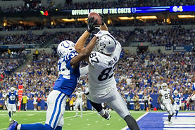 9-29-19 Oakland Raiders-Indianapolis Colts Gallery