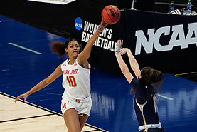 3-22-21 NCAA Tourney St. Mary's Mountaineers-Maryland Terrapins Gallery