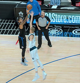 5-25-21 Western Conference Playoffs GM2 Dallas Mavericks-Los Angeles Clippers Gallery
