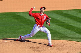 3-16-21 Spring Training Cleveland Indians-Los Angeles Angels Gallery