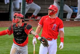 3-15-21 Spring Training Cincinnati Reds-Los Angeles Angels Gallery