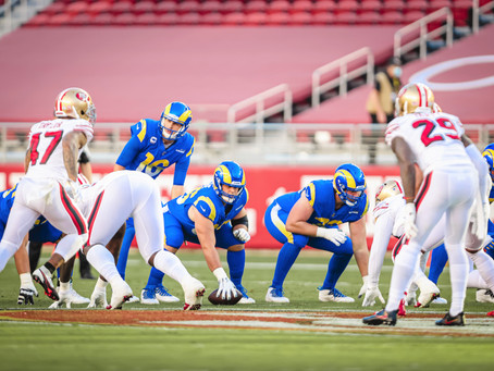 Rams come up short against the 49ers 24-16