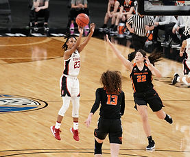 3-5-21 Pac-12 Tourney Semi- Finals Oregon State Beavers-Stanford Cardinal Gallery