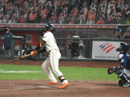 The Giants Honored Roberto Clemente and Beat The Mariners 10-1