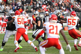 12-2-18 Kansas City Chiefs-Oakland Raiders Gallery