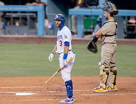 8-10-20 San Diego Padres-Los Angeles Dodgers Gallery