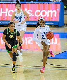 2-19-21 Oregon Ducks-UCLA Bruins Gallery