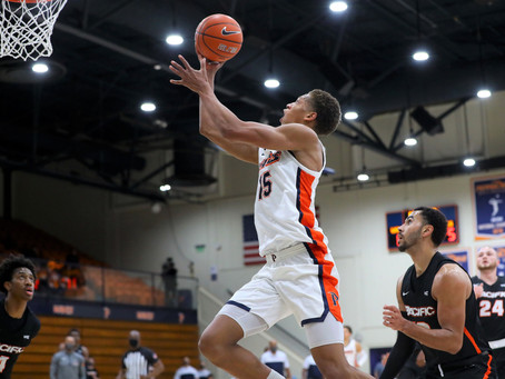 Edwards scores 37-points to help Pepperdine beat Pacific 85-68