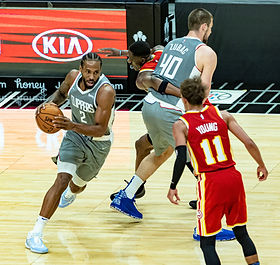 3-22-21 Atlanta Hawks-Los Angeles Clippers Gallery