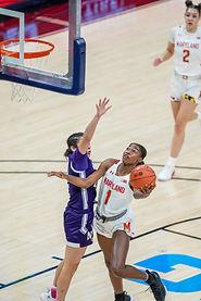3-12-21 Big 10 Semi-Finals Northwestern Wildcats-Maryland Terrapins Gallery