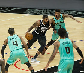 3-20-21 Charlotte Hornets-Los Angeles Clippers Gallery