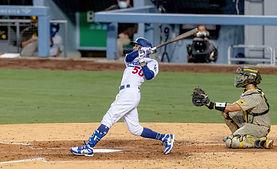 8-13-20 San Diego Padres-Los Angeles Dodgers Gallery