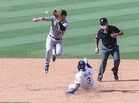 8-23-20 Colorado Rockies-Los Angeles Dodgers Gallery