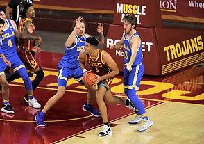 2-6-21 UCLA Bruins-USC Trojans Gallery