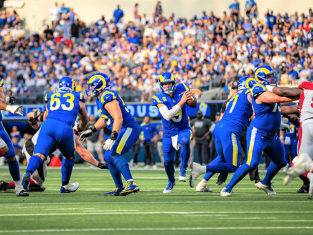 Rams Feature: Offensive Line Two Weeks Report Card