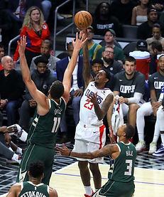 11-16-19 Milwaukee Bucks-Los Clippers Gallery