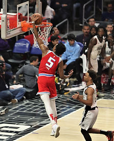 1-30-20 Sacramento Kings-Los Angeles Clippers Gallery