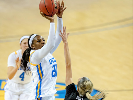 Stanford Remains Unbeaten after defeating UCLA 61-49