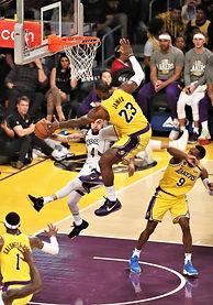 3-10-20 Brooklyn Nets-Los Angeles Lakers Gallery