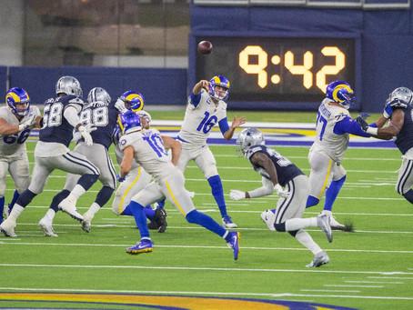 Rams Win Season Opener Over The Cowboys 20-17