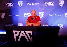 7-27-21 Pac-12 Conference Football Media Day Gallery